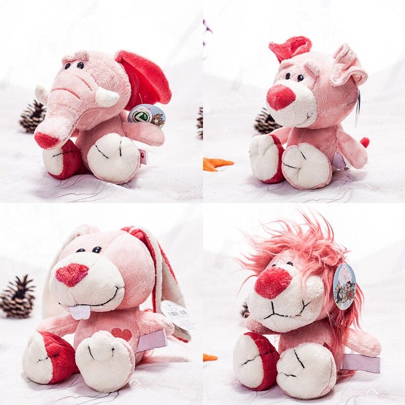 Analytisch 1 Pc 20 Cm Nette Rosa Elefanten Kaninchen Lion Hund Plüsch Spielzeug Gefüllt Weiches Nettes Tier Spielzeug Cartoon Beschwichtigen Puppe Für Kinder Geschenk Den Menschen In Ihrem TäGlichen Leben Mehr Komfort Bringen