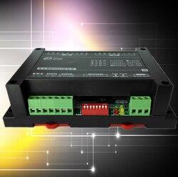 Multi Relay Control Output Module Modbus Protocol RTU Unit 220V 5A Contact Capacity Equipment