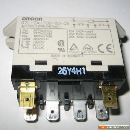 все цены на [ZOB] Imported OMRON Omron relay G7L-2A-B --2PCS/LOT