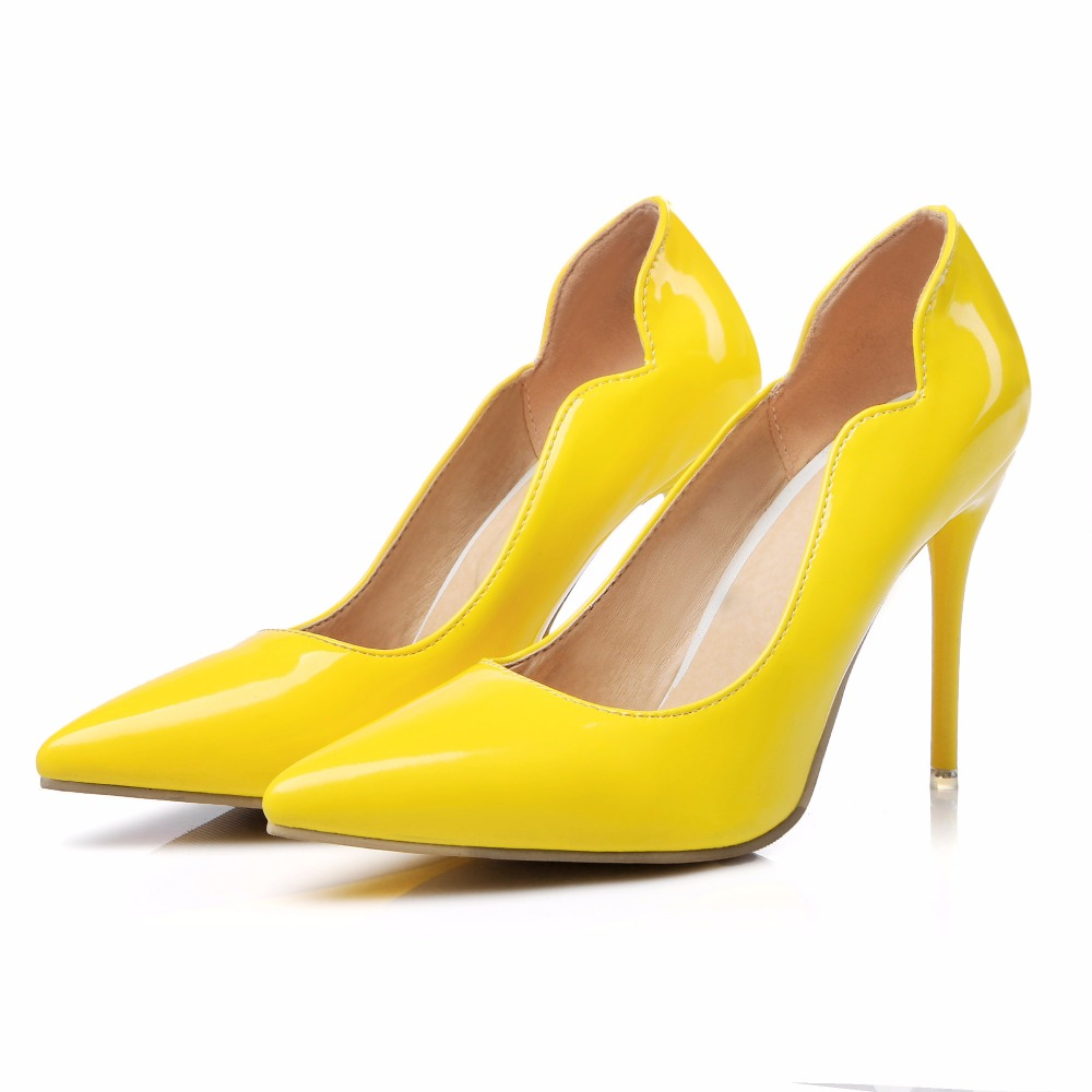 Big Size Sale 34-47 Apricot New Fashion Sexy Pointed Toe Women Pumps Platform super High Heels Ladies Wedding Party Shoes 8-12 big size sale 34 48 new fashion sexy pointed toe women pumps platform pumps high heels ladies wedding party shoes 317