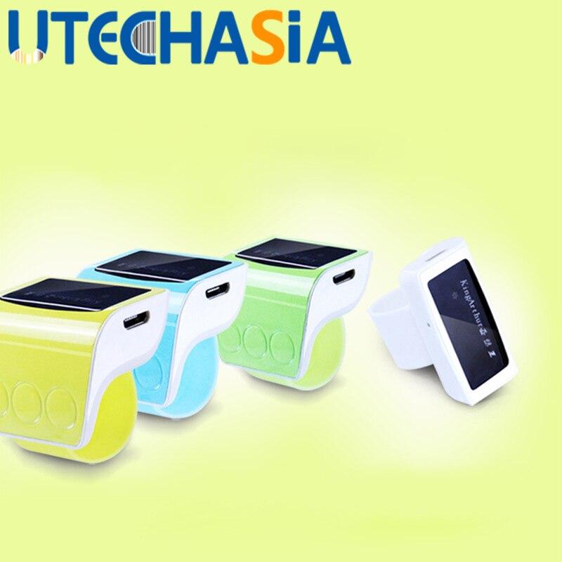 Somatosensory entrée intelligente anneau de doigt souris paresseux personne portable sans fil doigt souris Bluetooth 4.0 souris