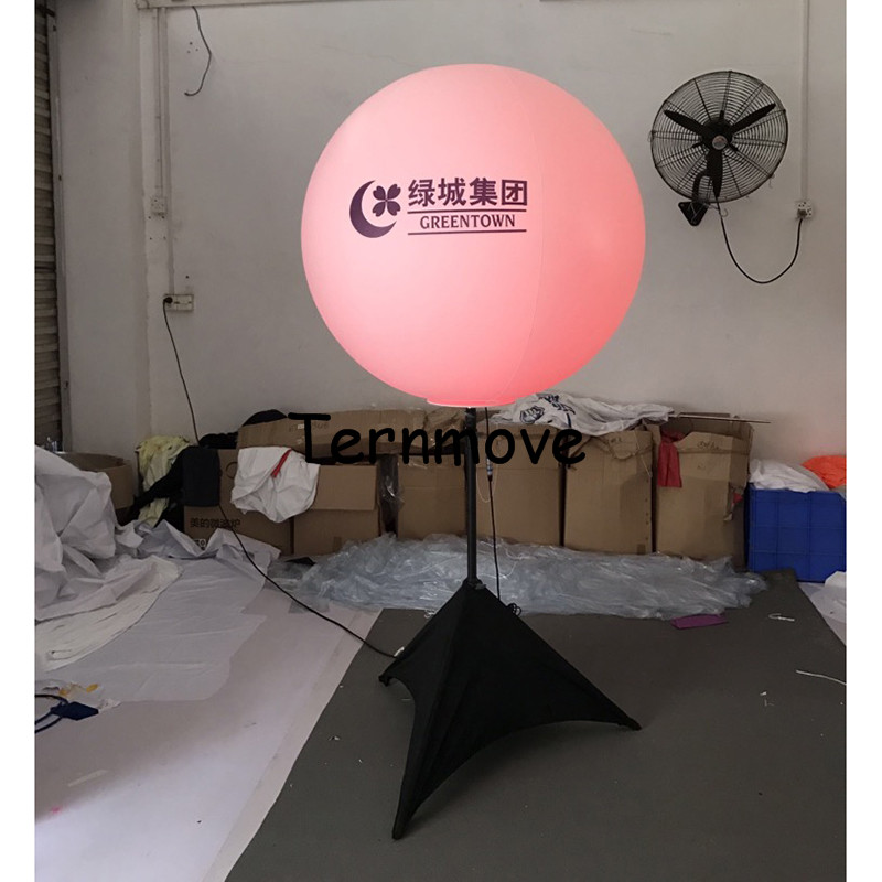 Advertising LED Tripod Stand Lighting Balloonpole standing lighted balloon,Colorful LED stand balloon for wedding,party,ceremonyAdvertising LED Tripod Stand Lighting Balloonpole standing lighted balloon,Colorful LED stand balloon for wedding,party,ceremony