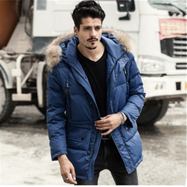 Aliexpress.com : Buy 2017 New Winter down jacket Men Warm Coat ...