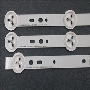 """Image 3 - 3 Pieces/set 580mm For Samsung 32"""" TV SVS320AA6_6LED SVS320AA6_7LED BN96 01059A BN96 01060A New Original LED Strip"""