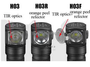 Image 3 - NEW Skilhunt H03 H03R H03F Led flashlight Lampe Frontale Cree XML1200Lm flashlight Hunting Fishing Camping flashlight+headband