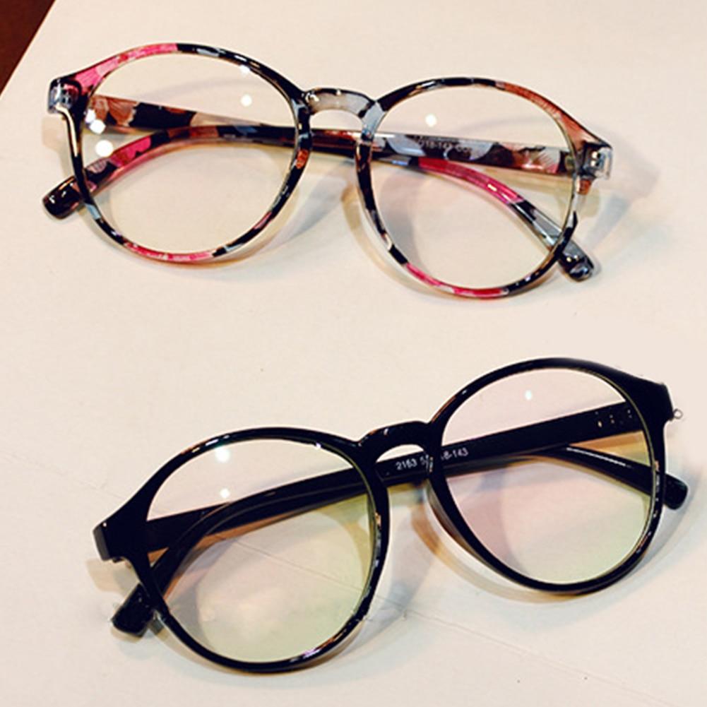 New Vintage Optical Glasses Frame Clear Glass Men Women ...