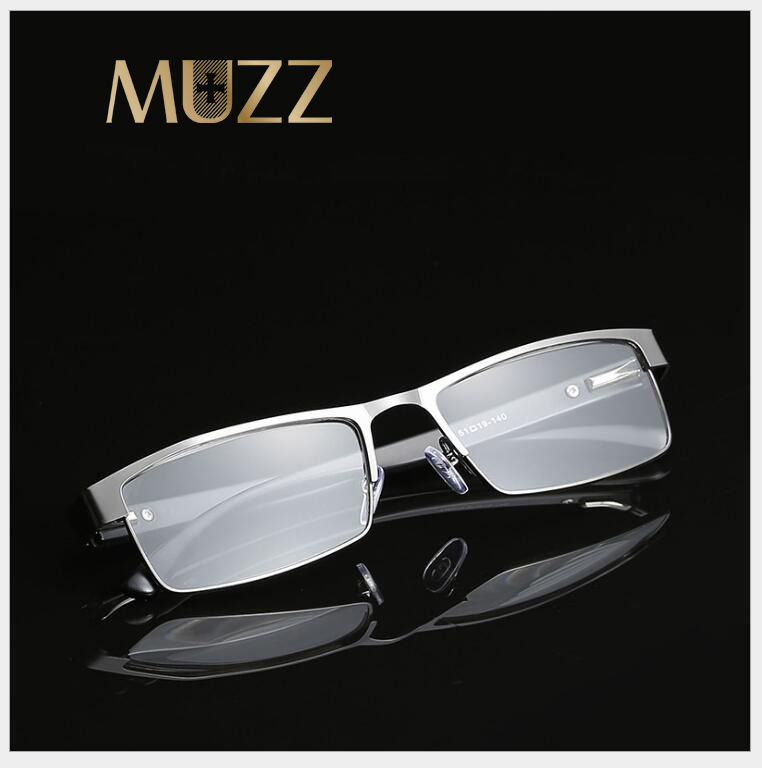 MUZZ Presbyopic Glasses Gafas-De-Lectura Ultra-Light Full-Frame With A-Box Oculos Gift