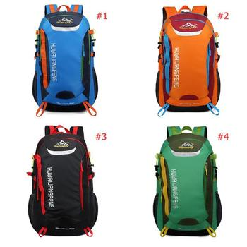 40L Waterproof Outdoor Backpack Sports Bag for Hiking Travel Mountaineering Rock Climbing Trekking Camping 5