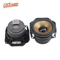 GHXAMP 3 Inch 8OHM 20W Full Range Speakers PP Basin Rubber Edge For ALTEC Speaker ITM800