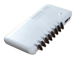 Passerelle gsm GoIP 8 ports/passerelle sip voip/passerelle IP GSM/passerelle GSM GoIP8 support de passerelle gsm SIP/H.323-Promotion des ventes - 3