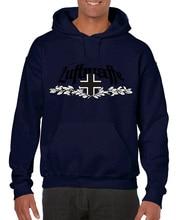 2019 Brand Printing Fashion Men Clothing Maglietta Military A28 Luftwaffe Aviazione Militare Hoodies Sweatshirt