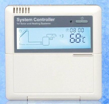 ФОТО 12V SR81(SR868C8) Solar Water Heater Controller Temperature Controller Solar Controller LCD Function