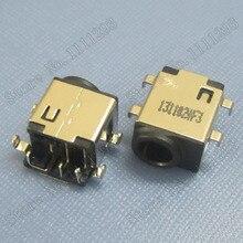 10 adet/grup DC Güç Jakı samsung için konektör NP 300E4A 300E4C 300E4Z 300E5A 300E5Z 300E7A 300E7Z 300U1A 300U1Z 300U2A Serisi