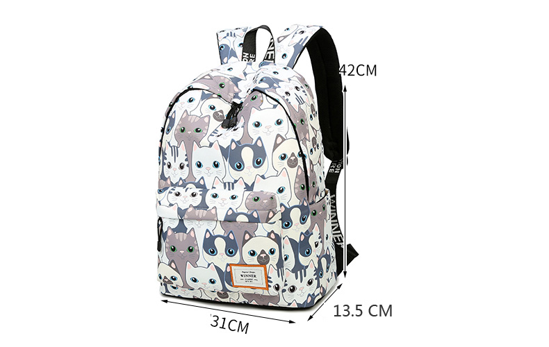 High Quality backpack for teenagers