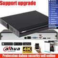 Original Dahua língua Mutil 4 K P2P NVR Gravador De Vídeo NVR4116HS-4KS2 16CH H.265/H.264 até 8MP resolução