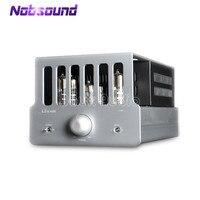 Nobsound Hi end 6S6 ламповый Мощность усилитель Hi Fi Push Pull стерео Integrated Desktop клапан усилитель