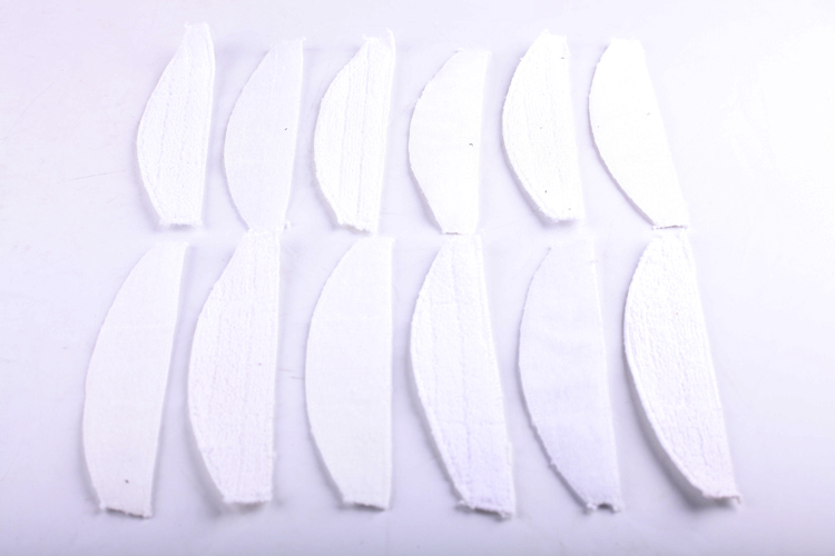 (For A320,A325,A335,A336,A337,A338) Robot Vacuum Cleaner Mop, 12pcs/ pack for cleaner a320 a325 a330 a335 a336 a337 a338 spare part for robot vacuum cleaner rubber brush side brush vacuum cleaner parts