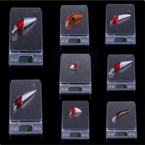 Image 3 - 56PCS דיג פתיונות סט מעורב מינאו הרבה פיתוי פיתיון Crankbait להתמודד בס דיג Wobblers מתאים עבור סוגים שונים של דגים