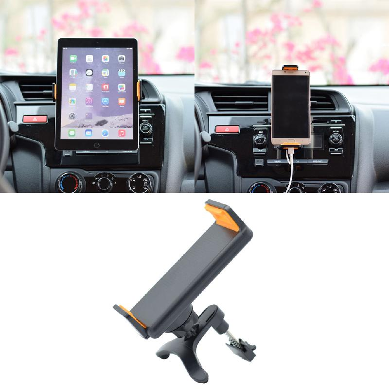 360 Rotating Car Air Vent Mount Holder Stand For Gps Phone Tablet 4 10 Inch