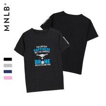 SMZY DRONE Tshirt Men Cotton Fashion Short Sleeve T-shirts Men T Shirts Causal Popular Soft Tshirt Men O-neck Cute Tee Shirts