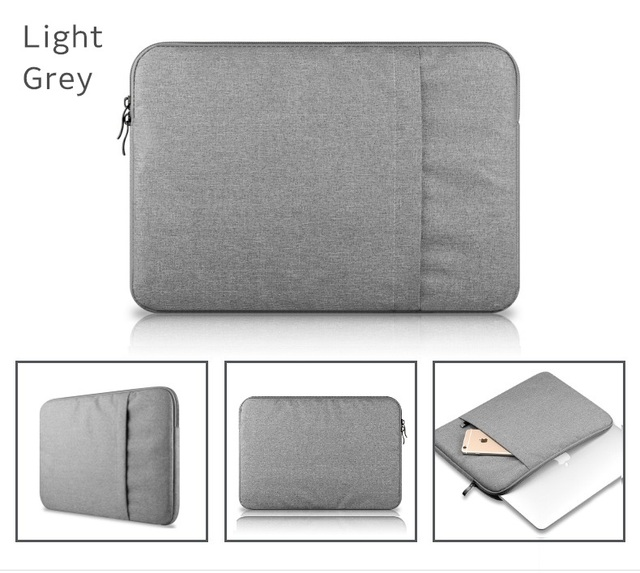 """2020 New Brand aigreen Sleeve Case For Laptop 11"""",13"""",14"""",15,15.6 inch,Bag For Macbook Air Pro 13.3"""",15.4"""",Free Drop Shipping 1"""