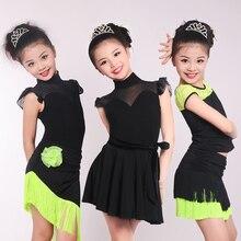 Tango Dziewczęta czarna Salsa