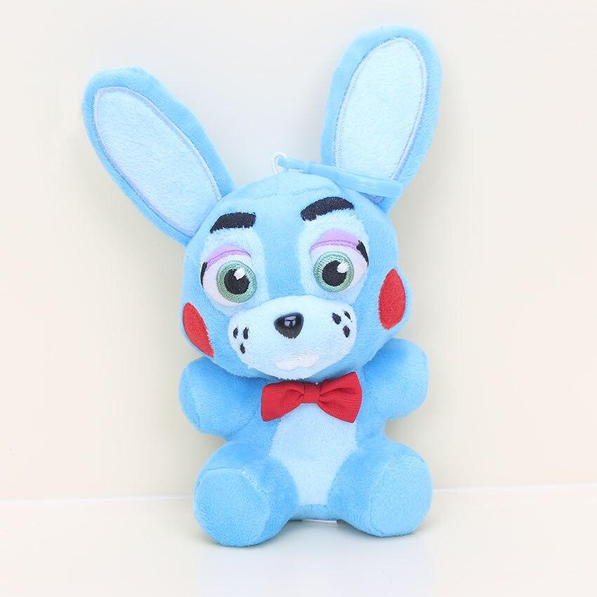 14-15cm-Five-Nights-At-Freddys-5-FNAF-Plush-Toys-Nightmare-Freddy-foxy-Bonnie-Soft-Stuffed-Dolls-Kids-Gift-5