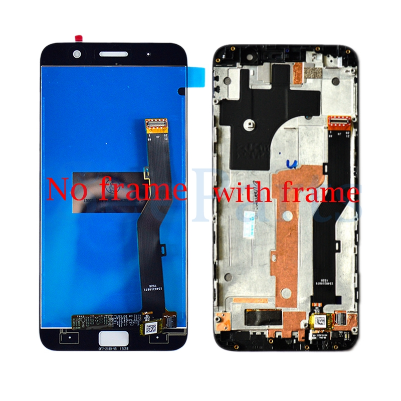 Image 2 - 5.5For Lenovo ZUK Z1 LCD Display Touch Screen Digitizer Assembly
