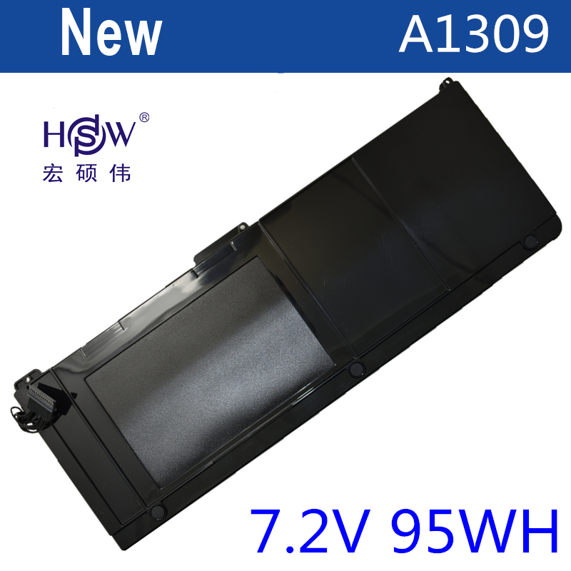 HSW battery for APPLE A1297 (2009 Version),A1309 FOR MacBook Pro 17
