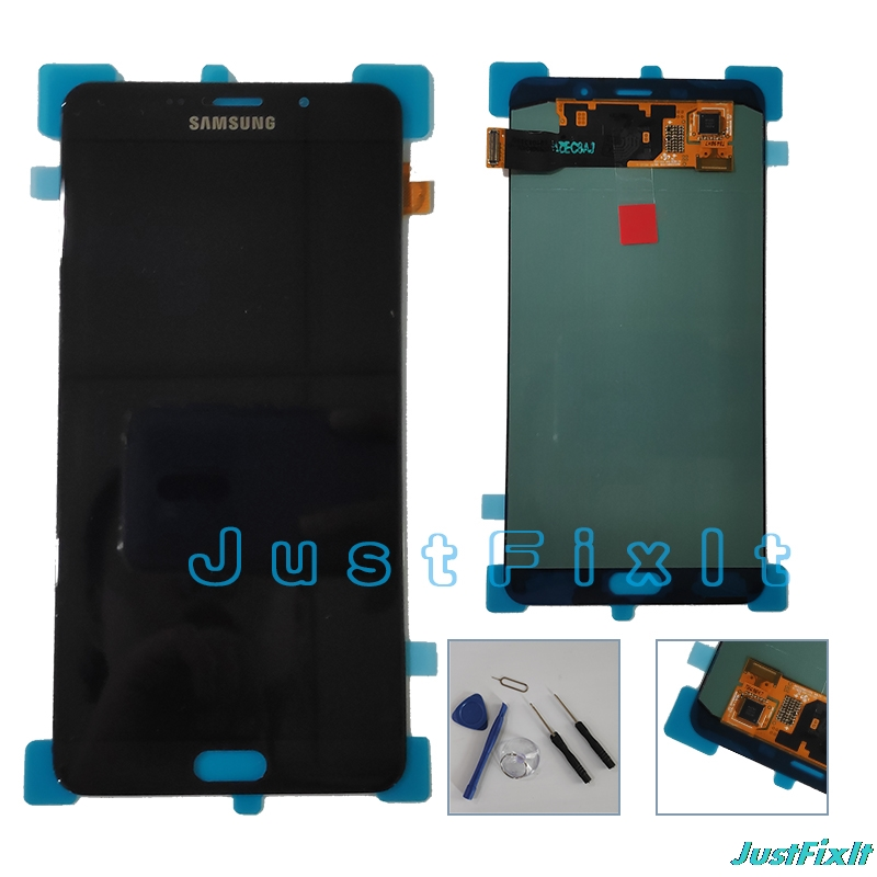 ORIGINAL For SAMSUNG GALAXY A9100 A9 Pro A9 2016 A910F LCD Display Touch Screen Digitizer Assembly