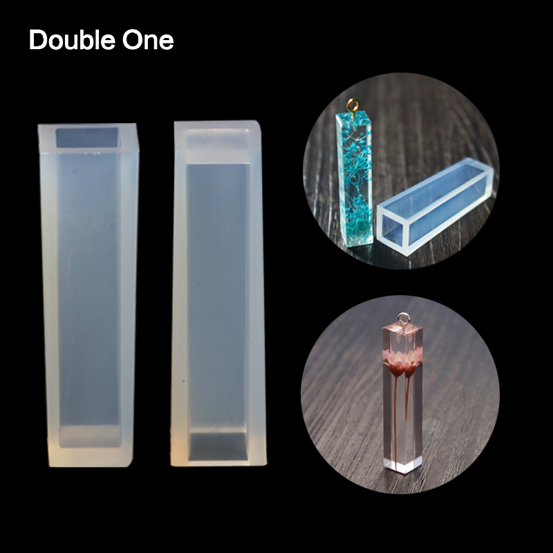 1pc DIY Jewelry making Silicone Molds for Jewelry Pendant Resin Casting Mould Craft Tools