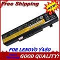 JIGU L08M6D22 L08M6D23 L11S6F01 L11S6Y01 L11L6Y01 L11M6Y01 Аккумулятор Для Ноутбука Lenovo 121000675 45N1042 45N1043 45N1048 45N1049
