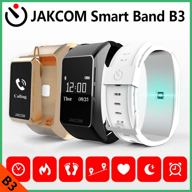Jakcom B3 Smart Band New Product Of Mobile Phone Bags Cases As For Nba Jersey For