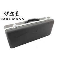 Graceful Plastic Box Case For Drop Eb Alto Musical Instruments Saxophone Sax ABS Luggage Bags Genuine Factory New Arrivals