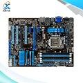 Для Asus P8Z68-V LE Оригинальный Используется Для Рабочего Материнская Плата Для Intel Z68 Socket LGA 1155 Для i3 i5 i7 DDR3 32 Г SATA3 USB3.0 ATX