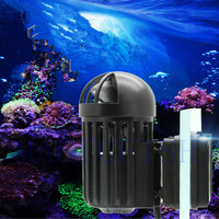 100~240V Marine Aquarium Fish Tank Wave Making Pump with Controller Coral Reef Aquarium Wave Maker Cylinder Pump