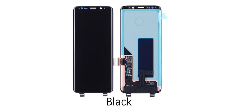 Original AMOLED LCD for SAMSUNG Galaxy S9 Display Touch Screen Digitizer with Frame Replacement S9+ Plus LCD G960 G965 Display