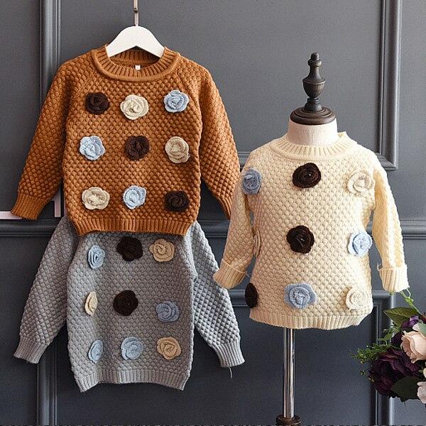 Малыш Мальчик/Девушки свитер дети О-Образным Вырезом зимняя одежда Весна Осень Мальчиков Пуловер Дети выросли Кардиган верхняя одежда