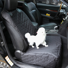 Pet Dog Car Seat Cover Protector 900D Nylon Waterproof Foldable Pet Vehicle Mat for Safety Car Washable Single Seat Products
