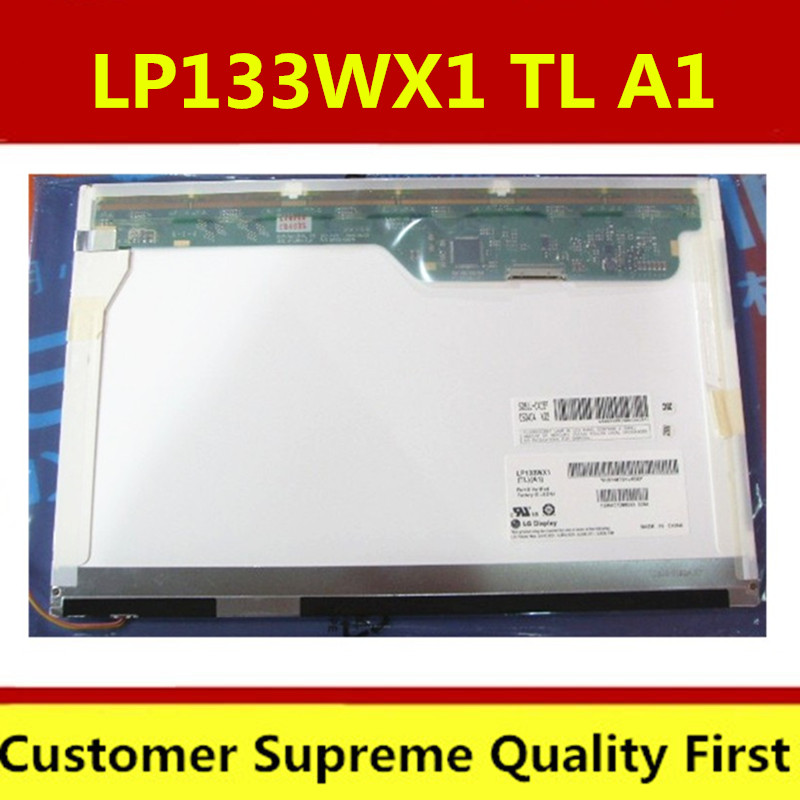 100% Arbeits Kostenloser Versand 13,3 Lcd Laptop-bildschirm Lp133wx1 Tl A1 B133ew01 Ltd133ev2f Ltn133at07 Verschiedene Stile