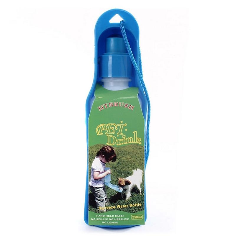 250 / 500ML utomhus hund vattenflaska husdjur bärbar dricka hund - Produkter för djur - Foto 4