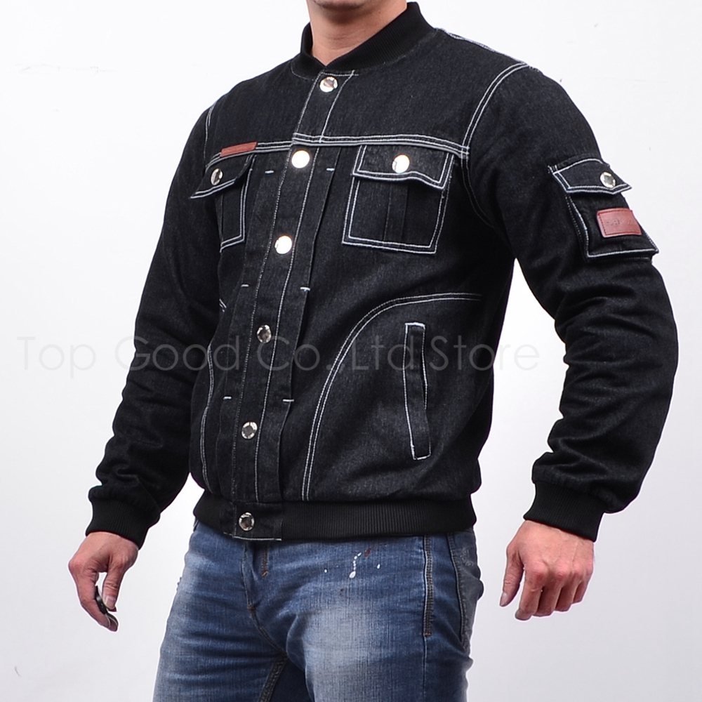 Top Good Motorcycles Jeans Racing Jeans Fashion Moto Jacket Stand Collar Loose Moto Jacket Windproof 5pcs armor NZY-712 1pcs ak435 360 degree self leveling cross laser level 2 line 1 point rotary horizontal vertical red laser levels cross laser