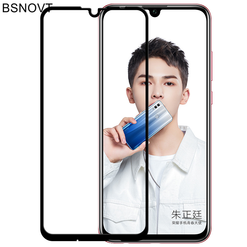 2pcs Screen Protector For Huawei Honor 10 lite Glass Tempered Glass For Huawei Honor 10 lite Full Coverage Phone Glass
