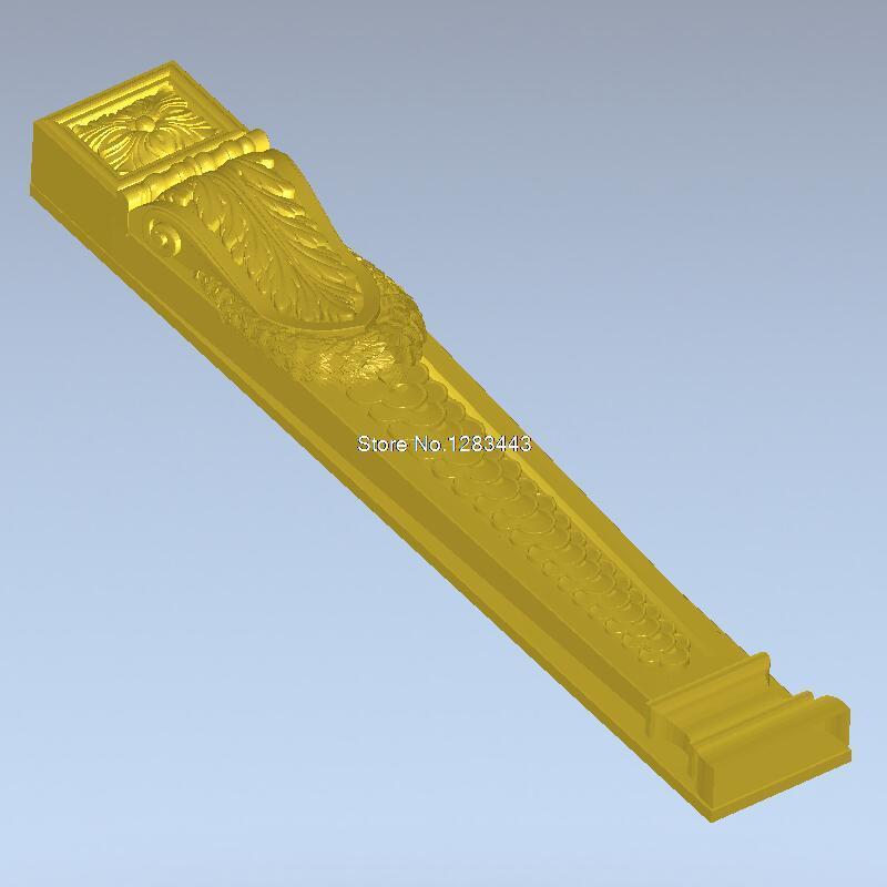 High Quality New 3D Model For Cnc 3D Carved Figure Sculpture Machine In STL File 3D Furniture Decoration Decor_44