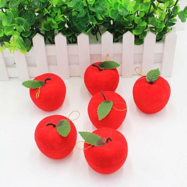 Aliexpress.com : Buy 10 Pack/Lot 2017 Christmas Apple Tree ...