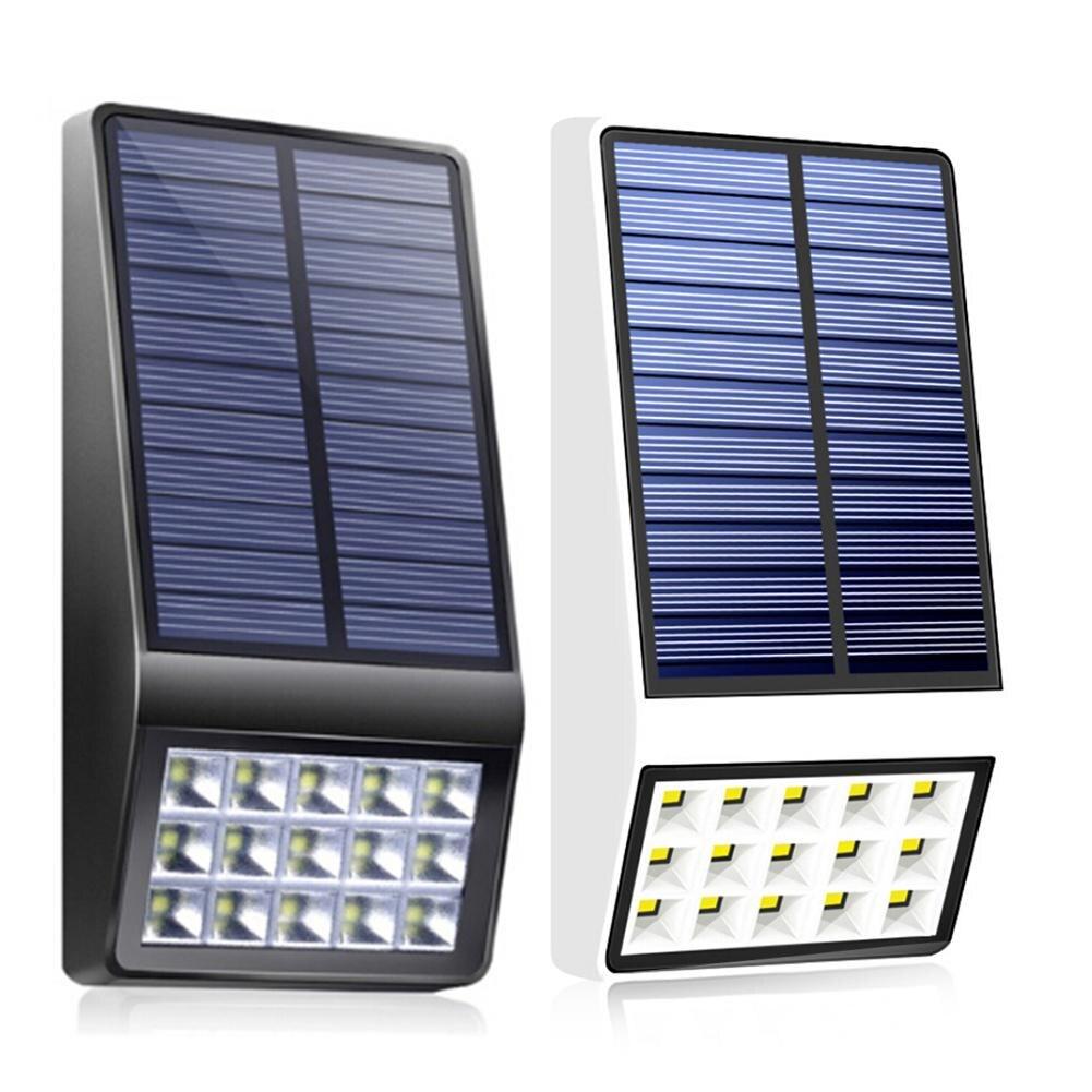 Lampioni Da Giardino Obi.Xiiao Ha Mi Gua Comprare Luci Del Giardino Solari 15 Led Luminoso