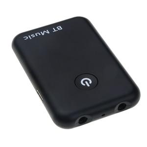 Image 2 - Kebidumei 2 in 1 Wireless Bluetooth V4.2 Transmitter Receiver 3.5mm Stereo Music Audio Adapter for TV Headphones Speaker