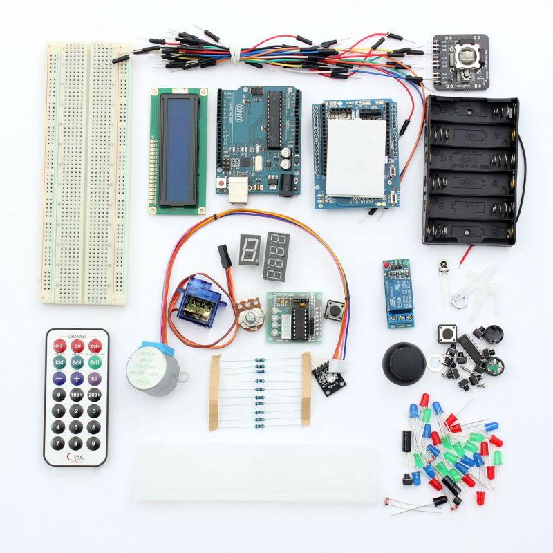 MEGA 2560 R3 56 Digital I/O and 16 Analog Inputs with
