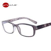 2a5351408e4e UVLAIK Unisex Anti-fatigue Reading Glasses Men Women Hyperopia Eyewear  Prescription Diopter Eyeglasses Comfortable Spring