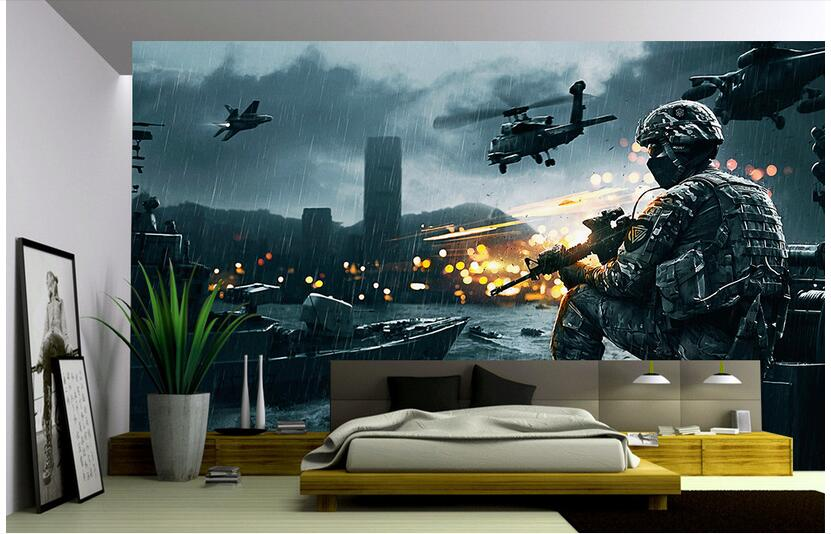 movie wall murals